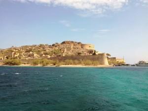 Spinaloga, som har blitt verdenskjent etter Victoria Hislops bok «Øya».