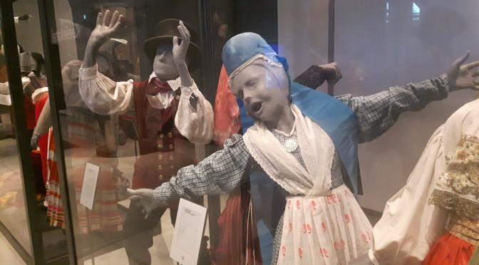 Estlands nasjonalmuseum, et museum om mennesker