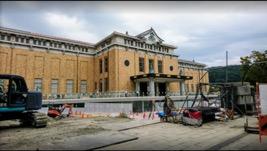 Large-scale renovation project by architects Aoki Jun and Nishizawa Tezzo